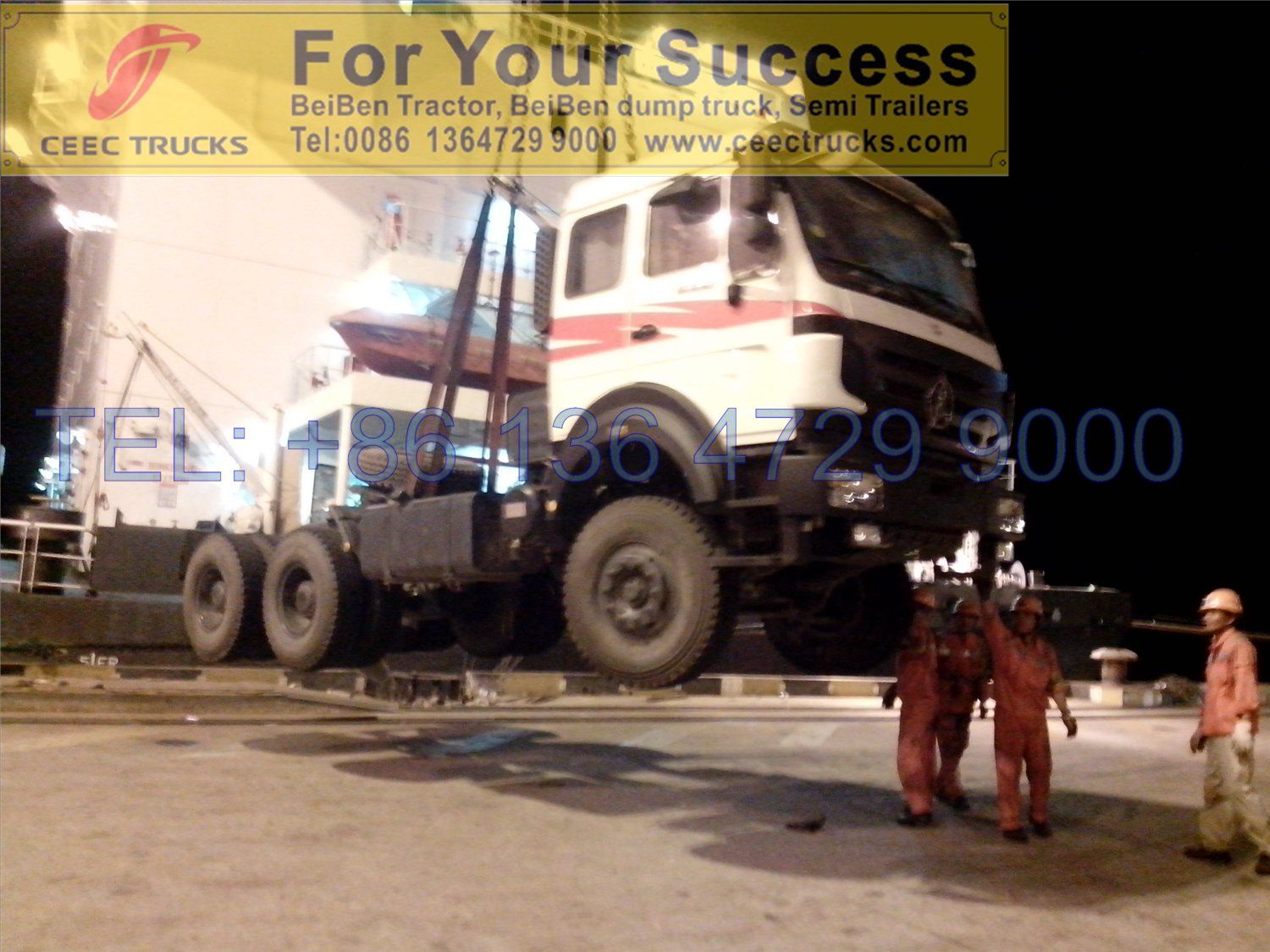 Buy High Quality Beiben 2634 336hp Tractor For Sale Online Trucks Tractors For Sale Monster Trucks
