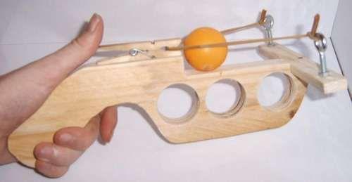 How To Make A Ping Pong Ball Gun Ihow4us Slingshot