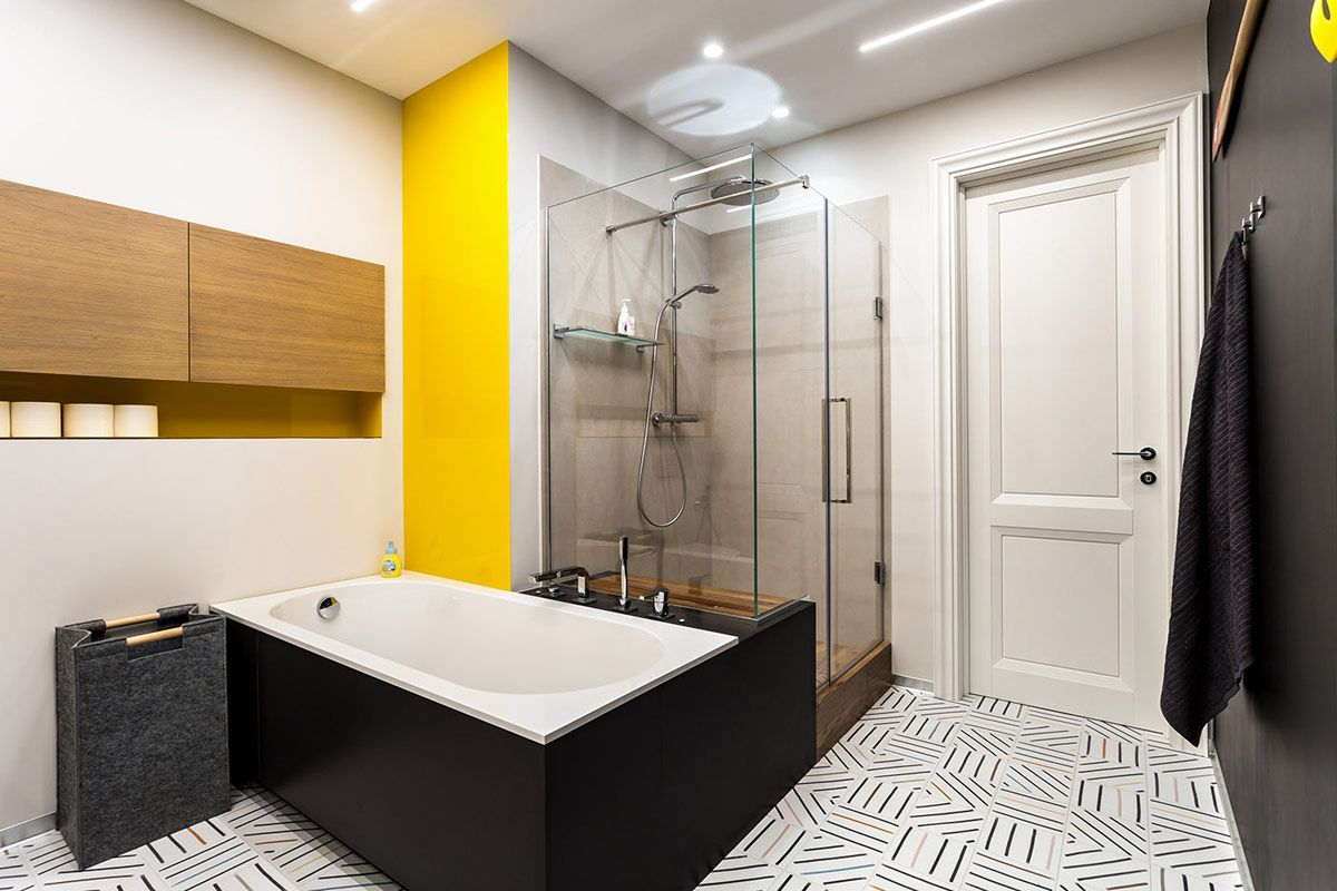 Photo of Beautifying Homes With Blue And Yellow Decor