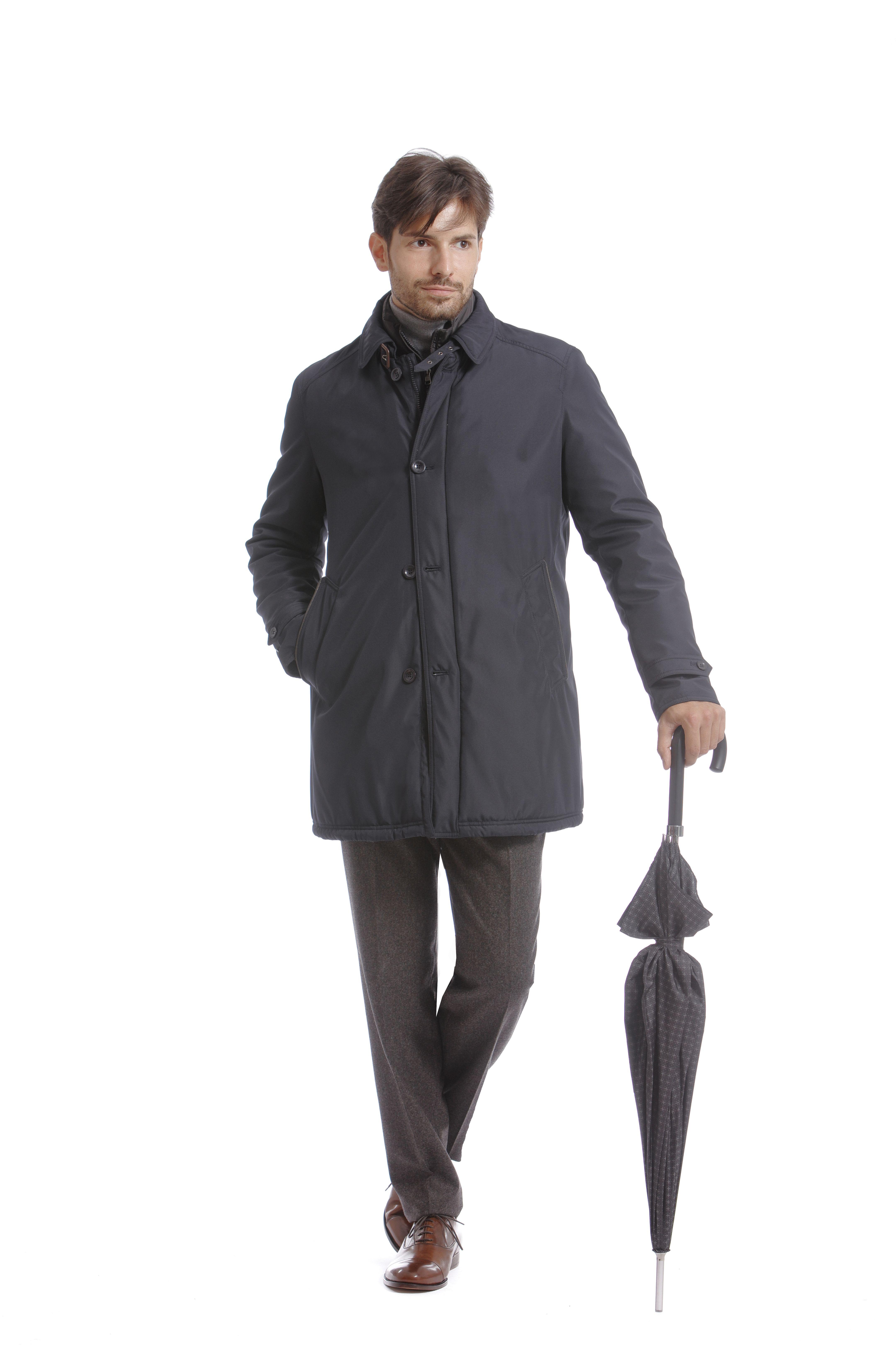 Tortora tessuto tecnico dove grey technical fabric - Tortora Tessuto Tecnico Dove Grey Technical Fabric 34