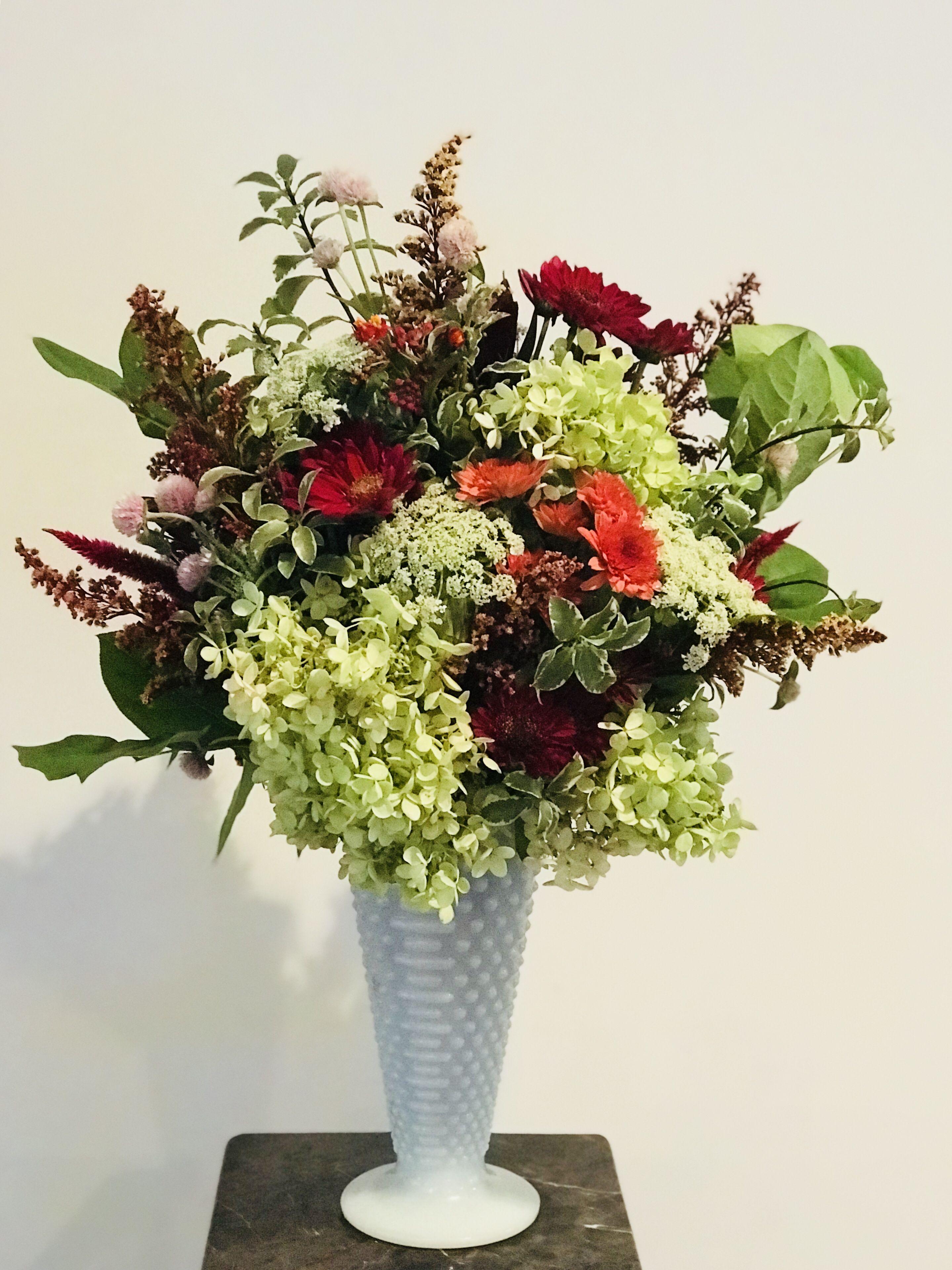 Fall Floral Arrangement Fall floral arrangements, Floral