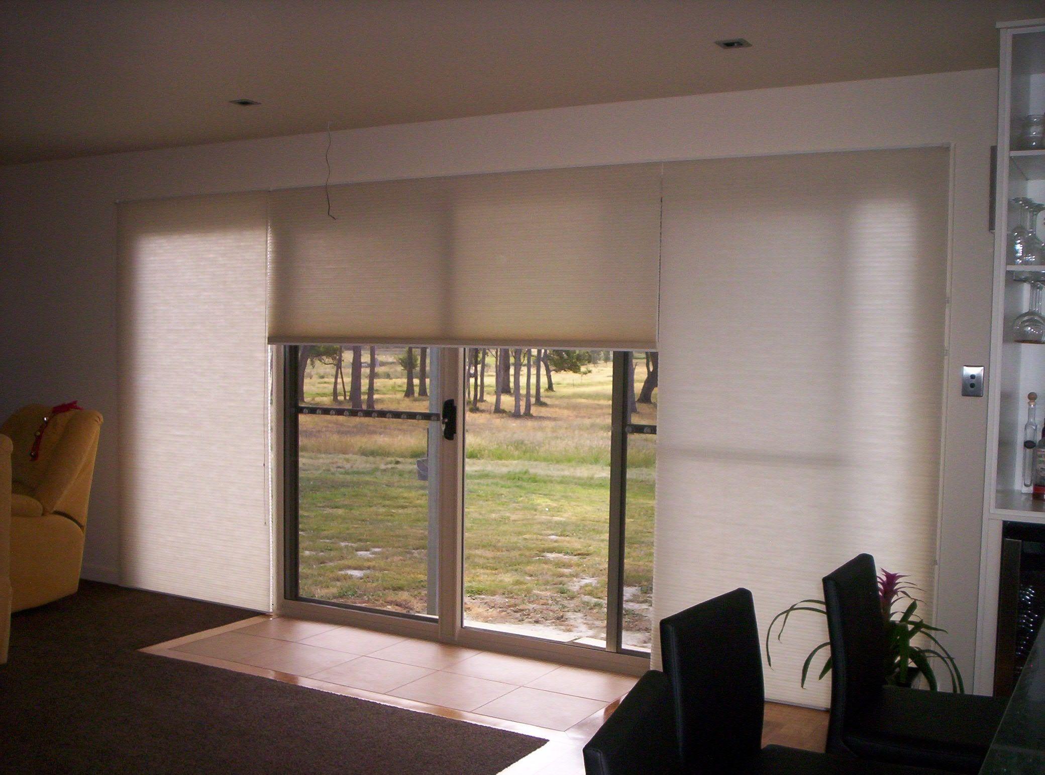 Vertical Solar Shades Patio Doors Sliding Glass Door Blinds