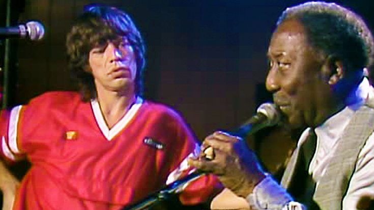 Mick Jagger Gives Crowd Surprise Of A Lifetime—Joins Muddy Waters On Stage For Legendary Duet!