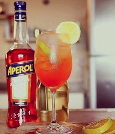 Aperol-Rezepte: Die besten Sommerdrinks mit Aperol #alcoholicpartydrinks