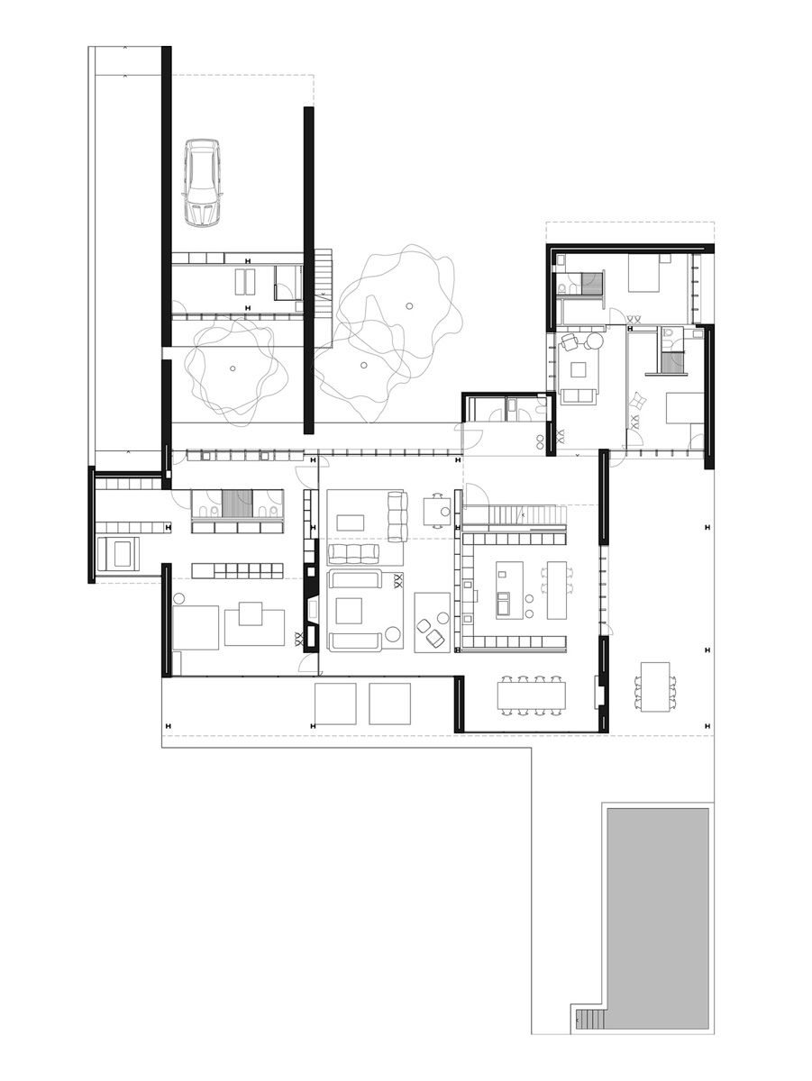 Baas arquitectura estudio de arquitectura barcelona unifamiliares pinterest arquitectura - Estudio arquitectura barcelona ...