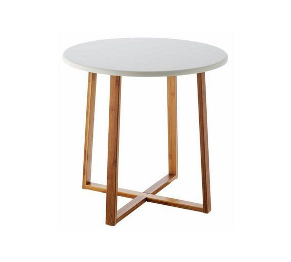 Buy Habitat Drew Low Side Table