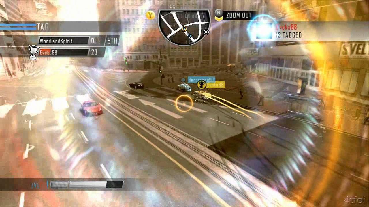 Driver San Francisco Multiplayer Demo Xbox 360 Tag Mode