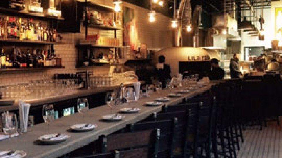 Brooklyn fortina food network star wood oven food