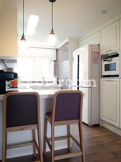 Apartment Home interior design, designed by Forroom. South Korea ...