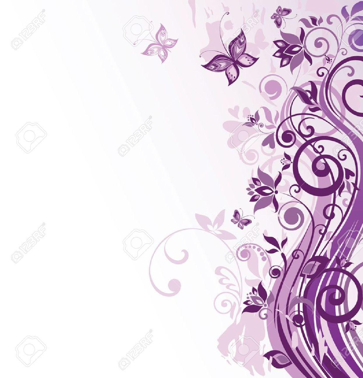 lavender background design - photo #35