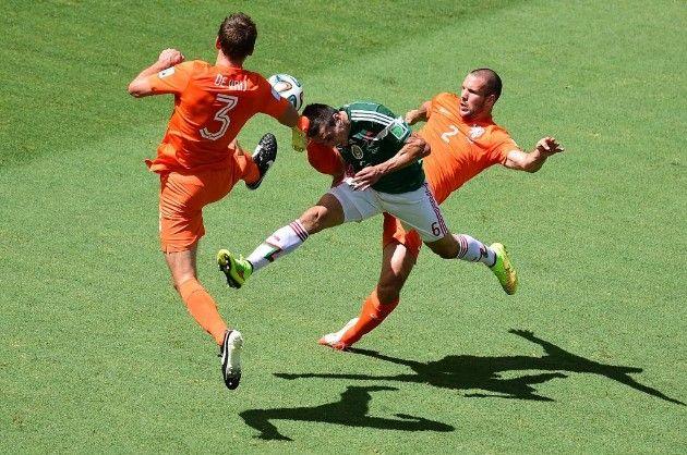 Holanda México En Vivo Y En Directo Marca Com Copa Del Mundo 2014 Seleccion De Mexico Holanda