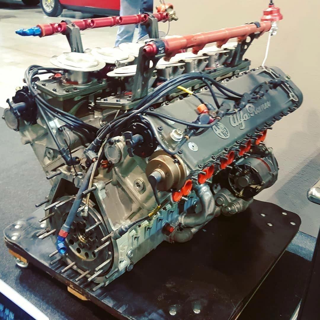 Alfa Romeo V1035 Alfa Romeo 164 Procar Engine