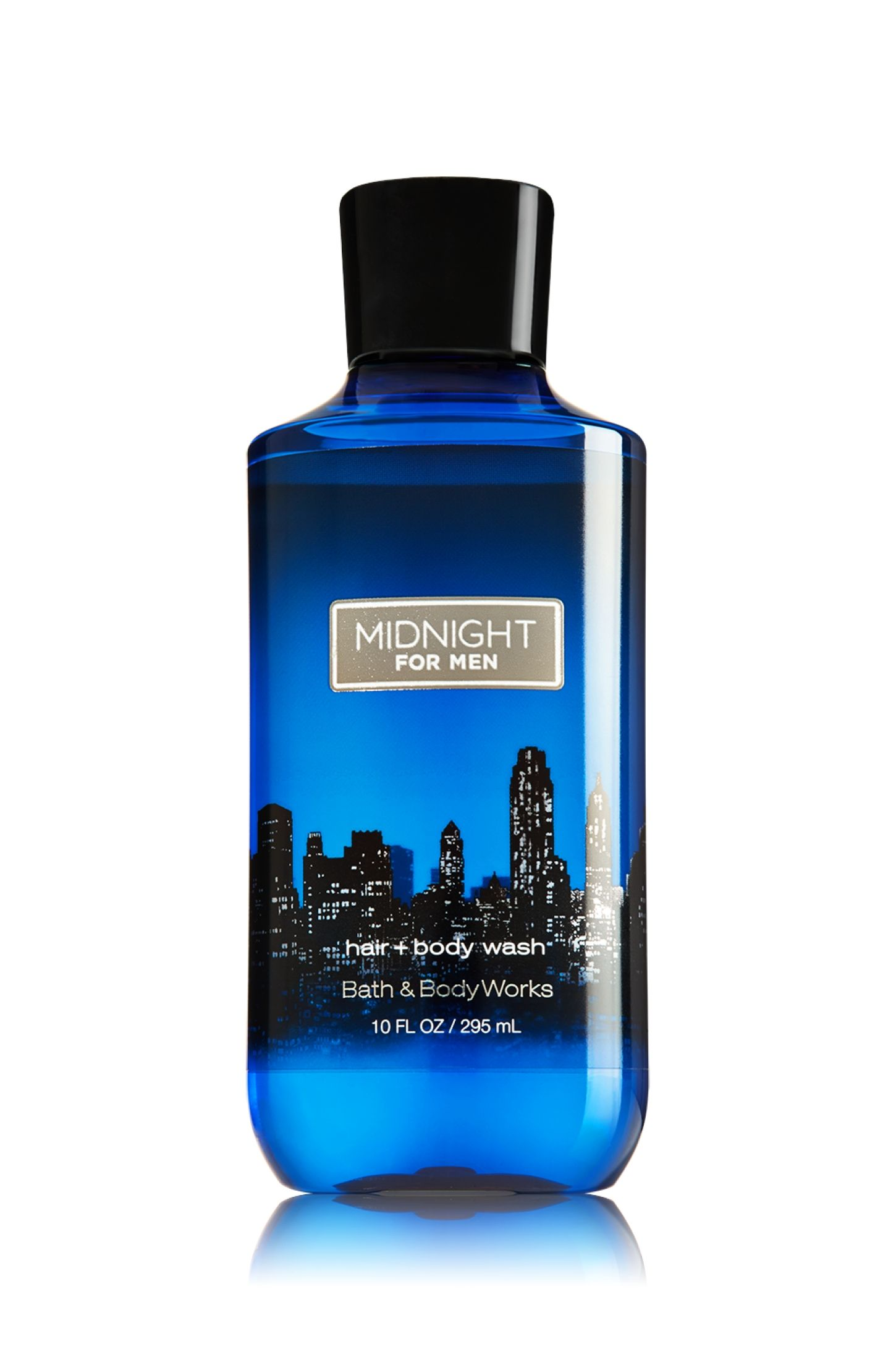 midnight for men 2in1 hair body wash signature collection