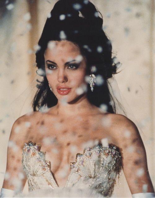 Angelina Jolie as Gia Carangi in Gia (1998 Director: Michael Cristofer). AMAZING movie!!!
