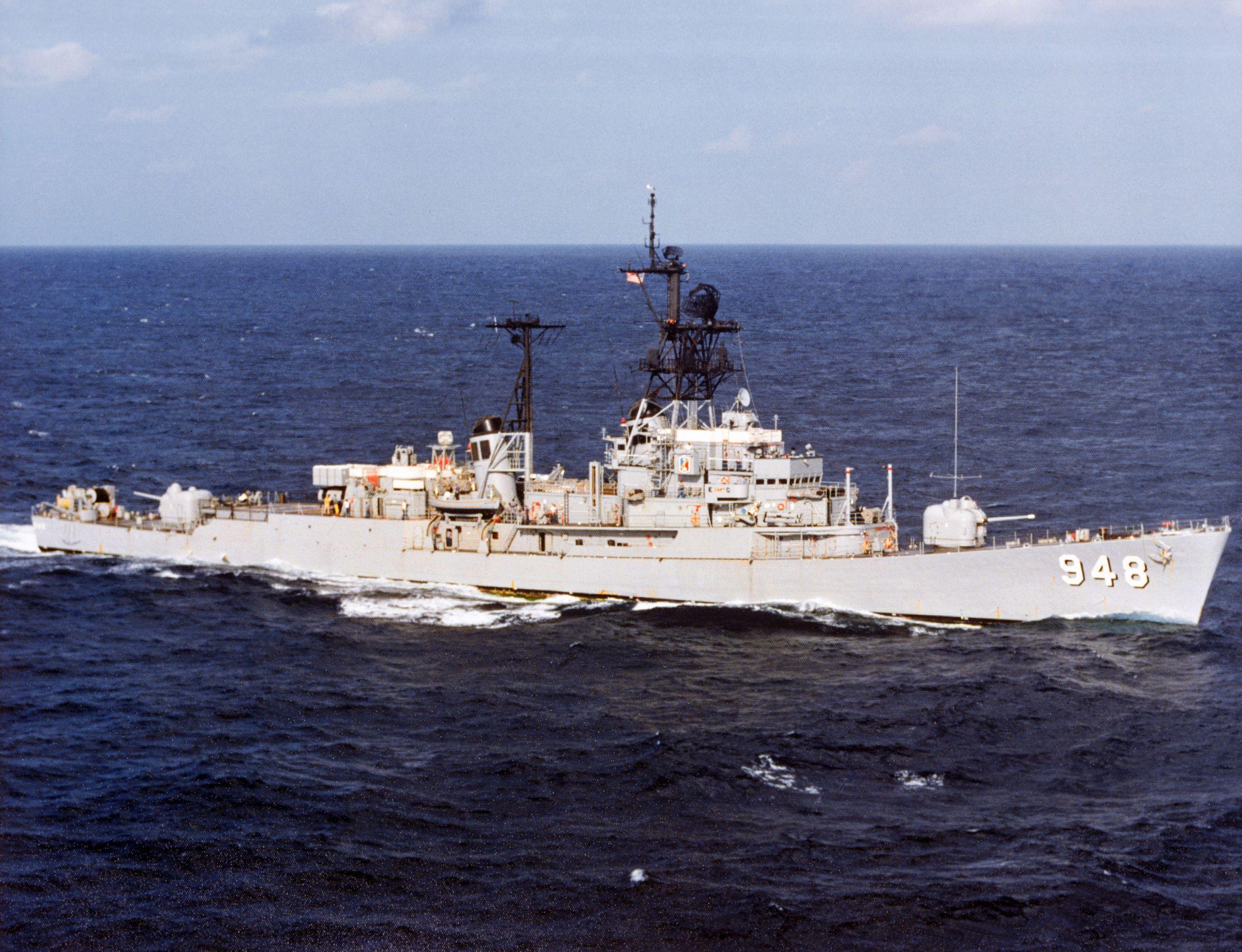 Uss Morton Dd 948 Starboard Side Uss Morton Wikipedia Navy Day Us Navy Ships Naval History
