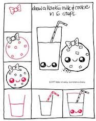Image Result For How To Draw Kawaii Food Step By Step Drawing