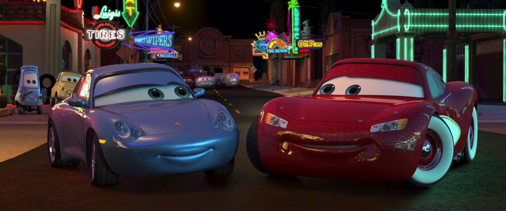 Sally❤McQueen (Cars) | Savaşçılar, Arabalar