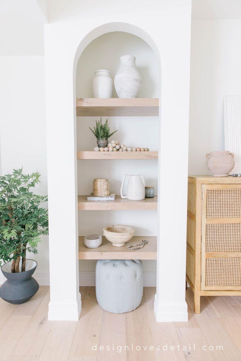 Photo of #EuropeanOrganicModern: Basement Family Room Reveal w/ Annie Selke