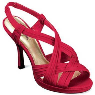 305074941fcd8 Jacqueline Ferrar® Giselle Crisscross Sandals - jcpenney
