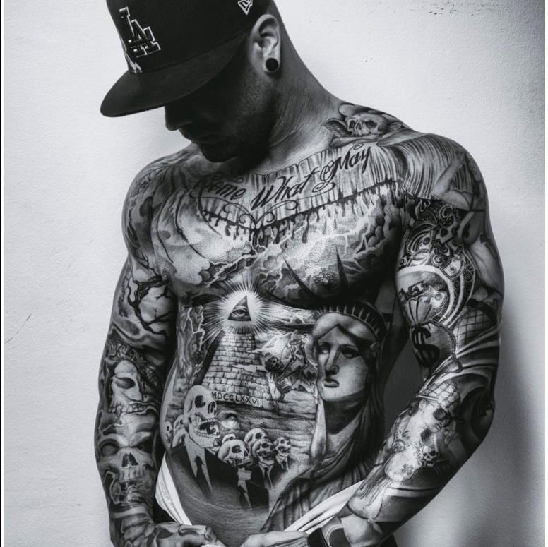 full body tattoo black and grey tattoos pinterest full body tattoos tattoo black and tattoo. Black Bedroom Furniture Sets. Home Design Ideas