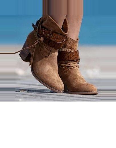 #brown #buckle #chu #chunky #Heel #heels