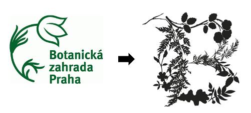 Botanical Garden in Prague: new #logo