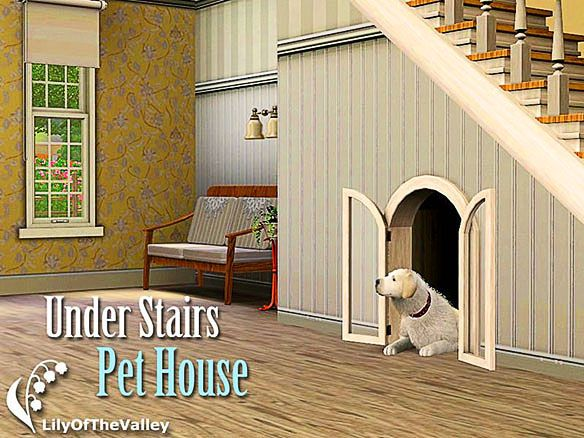 oggetti the sims pet stories