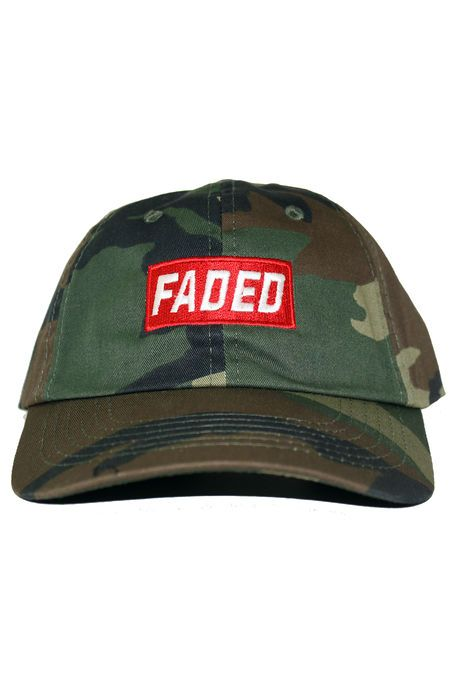 4e3d9dca727e49 Faded Royalty FADED BOX CAMO DAD HAT | Ideas | Hats, Camo hats, Dad hats