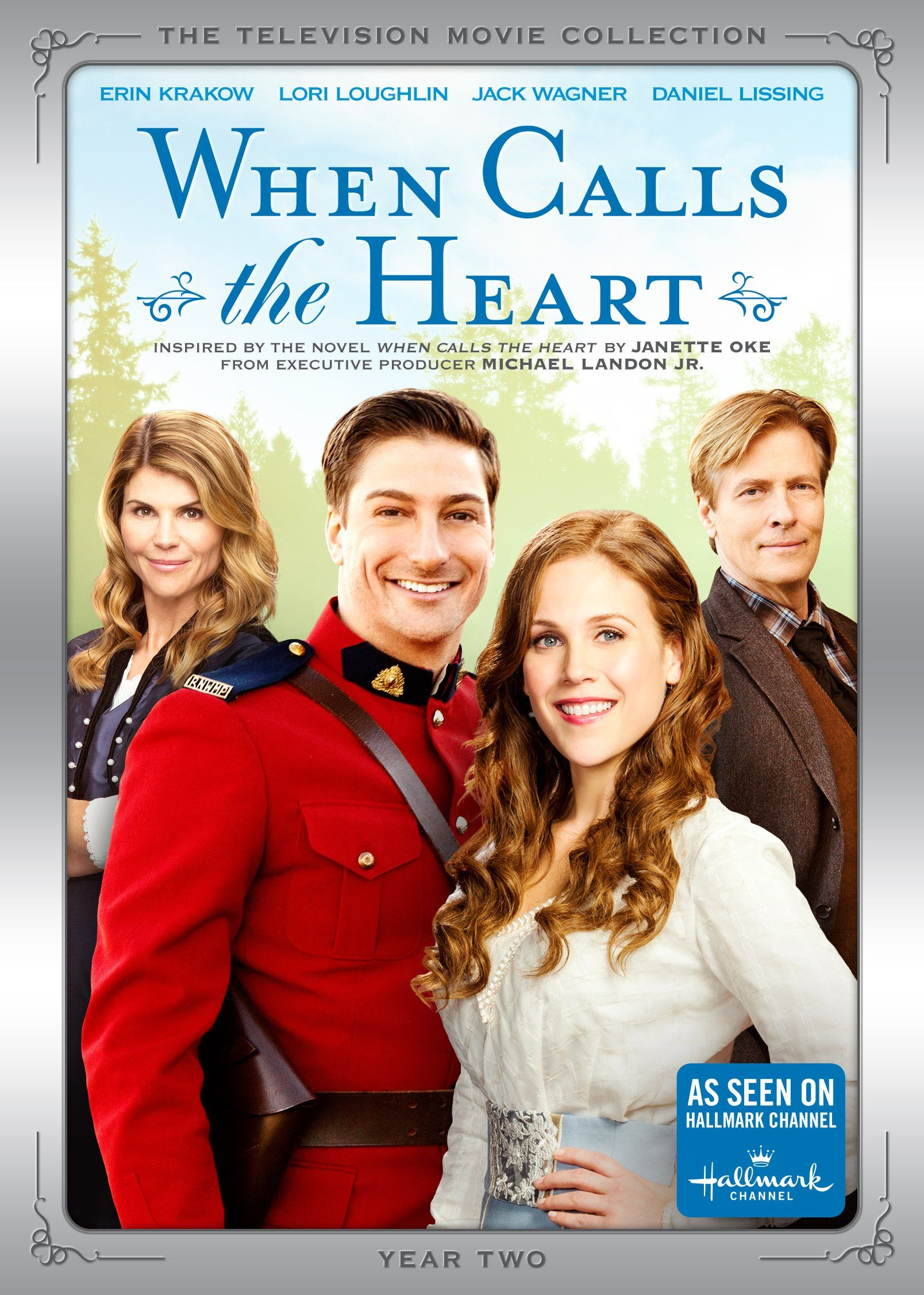 When Calls The Heart Year Two [The Television Movie