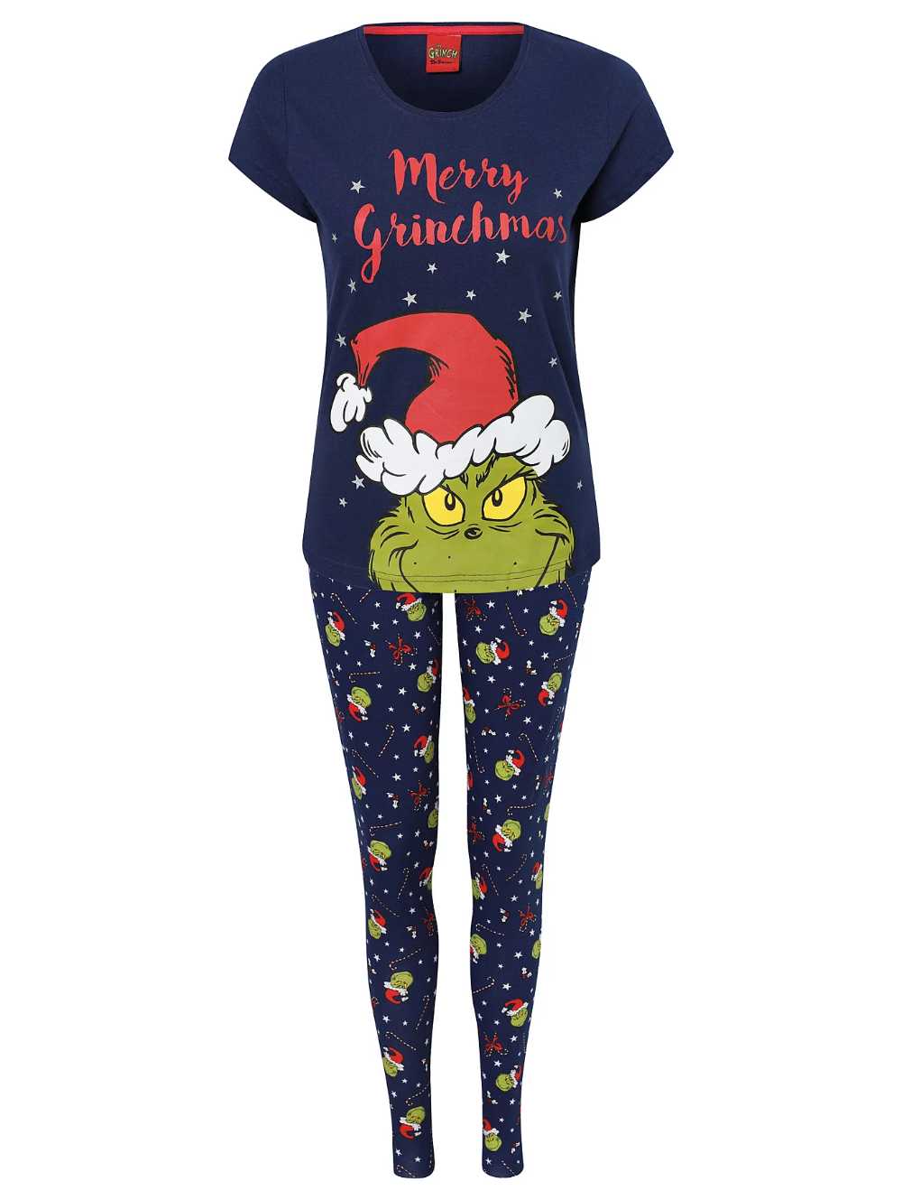 Dr. Seuss' The Grinch Christmas Pyjamas Women