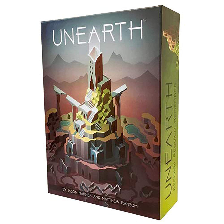 Unearth Board games, Fun board games, 10 year old boy