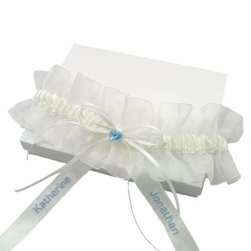 Handcrafted Police Garters - Embroidered Police Wedding Garters - Something  Blue Custom Garter   Someday   Pinterest   Wedding garters, Weddings and  Wedding