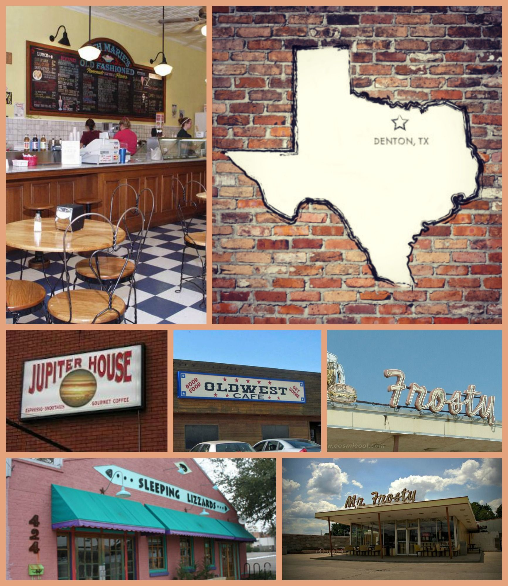 Must See Places To Visit In Denton Tx Beth Marie S Old Fashioned