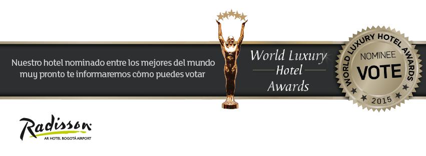Nuestro hotel, nominado entre los mejores del mundo por excelencia en servicio e instalaciones. Muy pronto te informaremos cómo puedes votar por nosotros y hacernos mejores cada día.