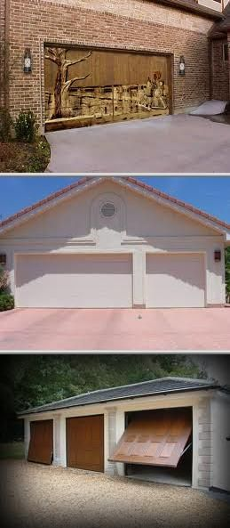 This Business Provides Quality Manual And Automatic Garage Door