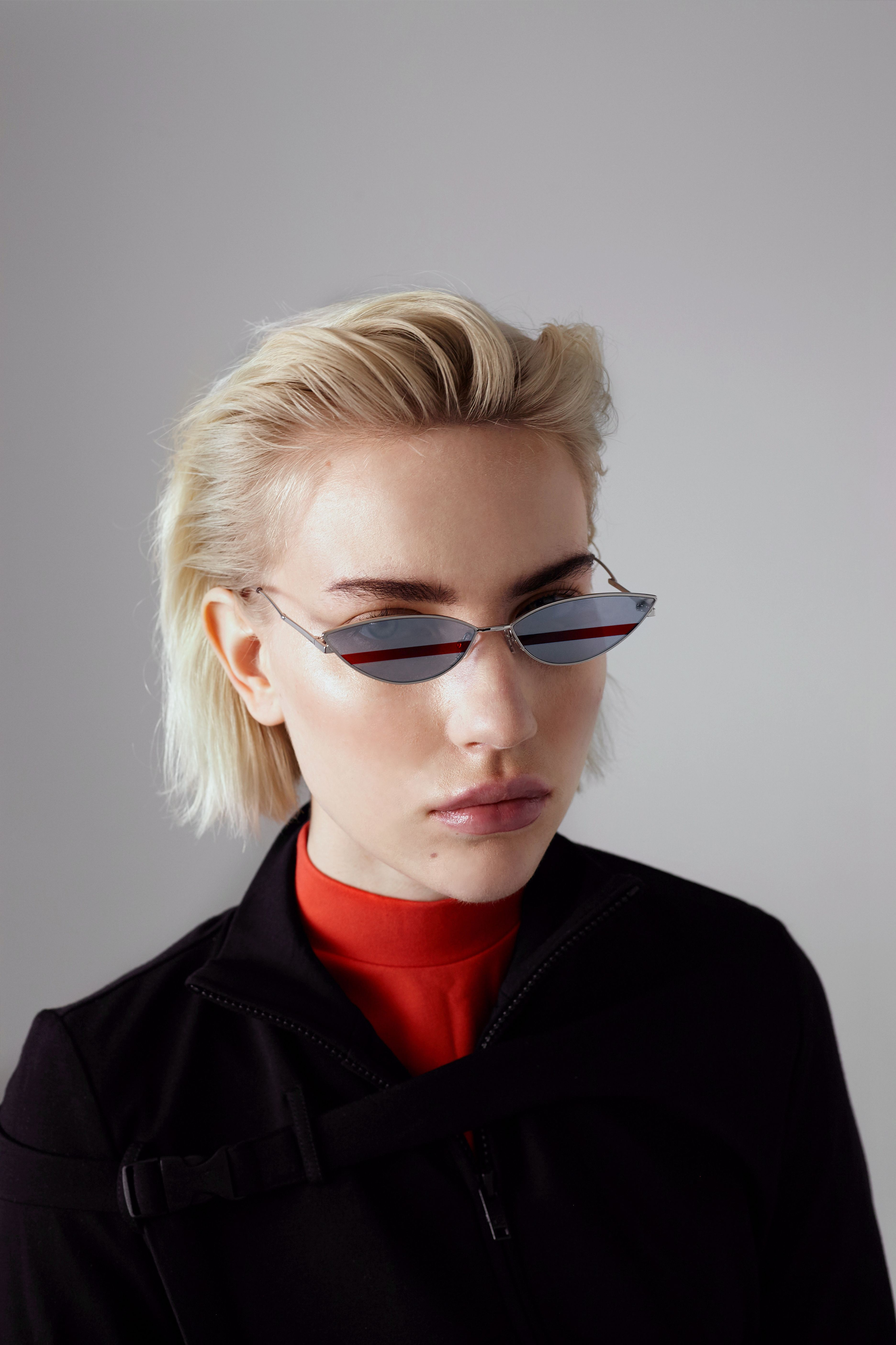 11efd417fdd8 2018 NEW SUNGLASSES LOOKBOOK Poxi 02(1M) from RED WIDE OPEN collection   gentlemonster  sunglasses  lookbook  redwideopen  fashion  poxi