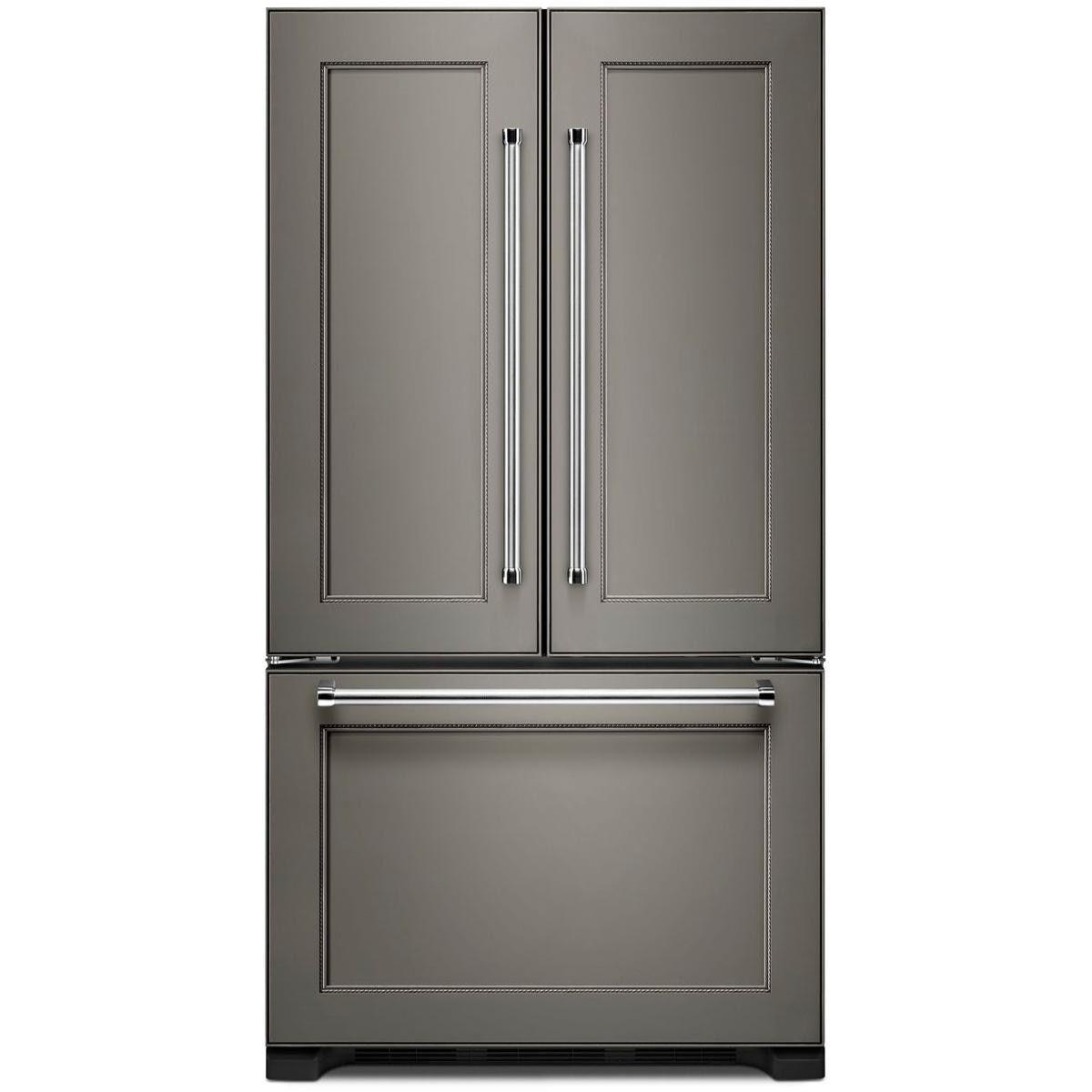 Kitchenaid 22 cu ft 36 wide counter depth panel ready