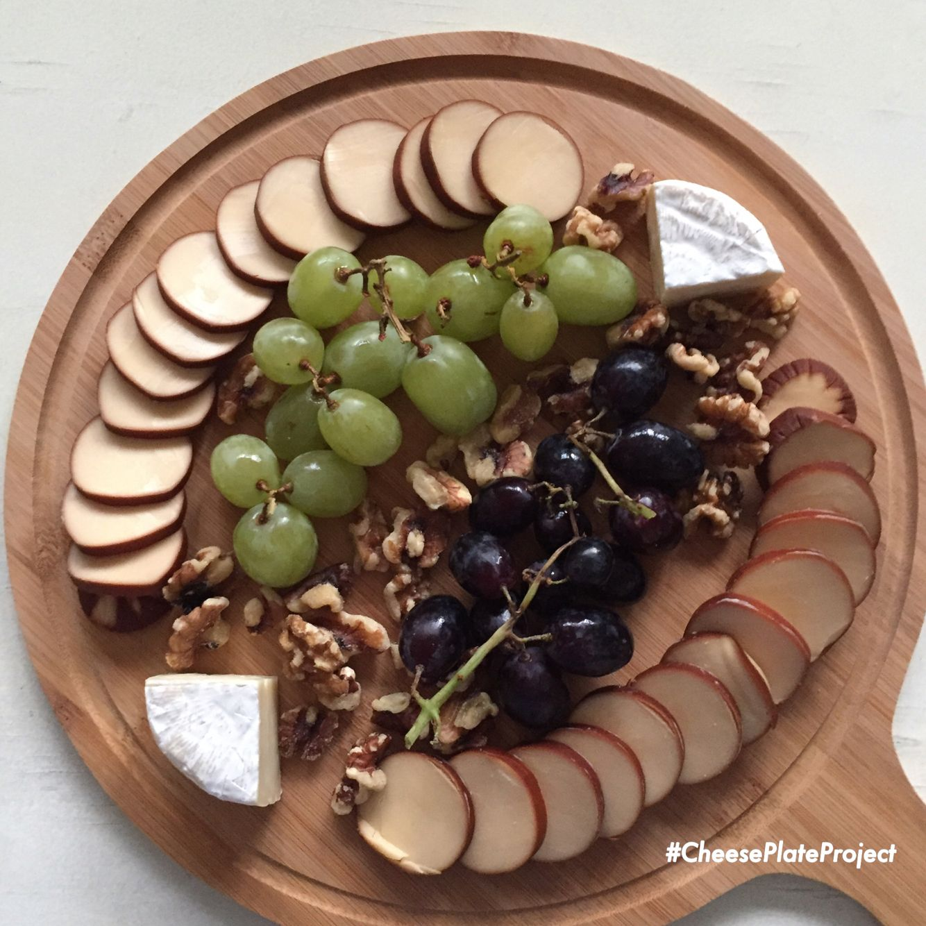 Simple but divine. #CheesePlateProject