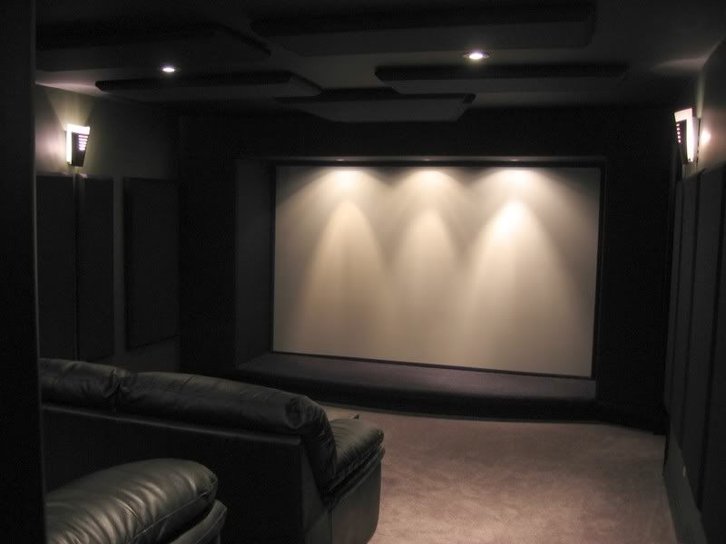 Tanner Ridge Cinema / YW84Uu0027s HT   Home Theater Forum And Systems    HomeTheaterShack.com
