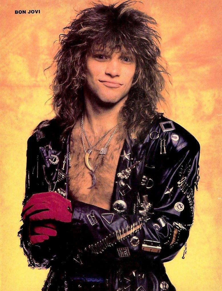 Lorenzo Dominik Eli Channel Rock Edge For Emporio Armani Campaign Bon Jovi 80s Jon Bon Jovi Bon Jovi