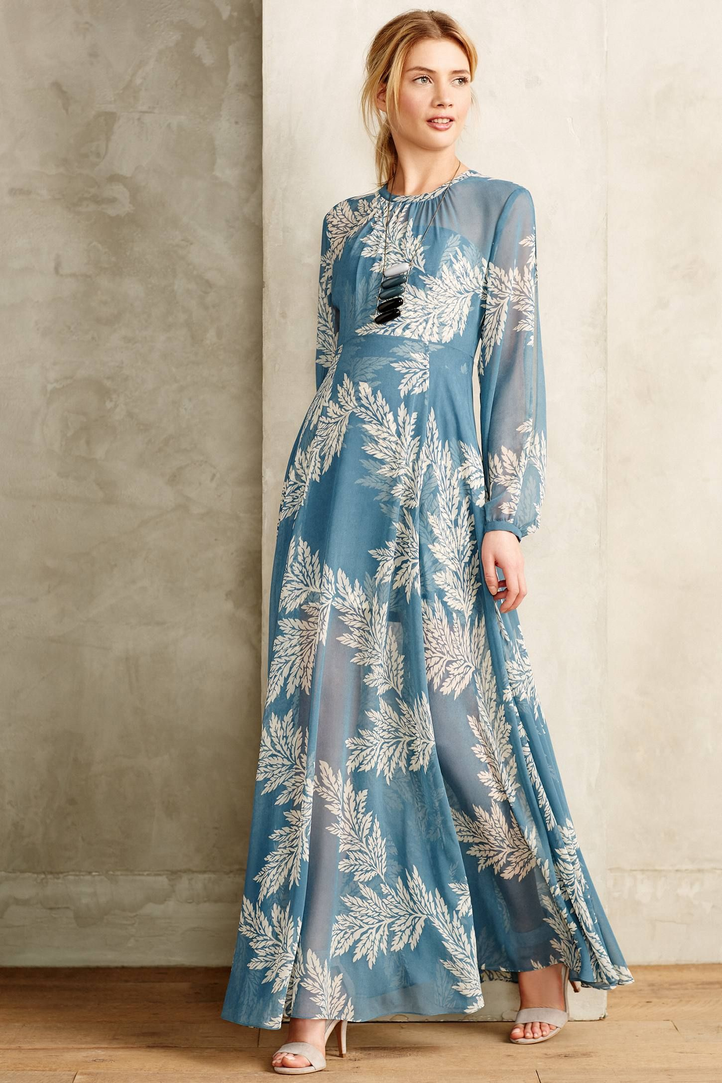 Conservatoire Dress - anthropologie.com | Art / Fashion | Pinterest ...
