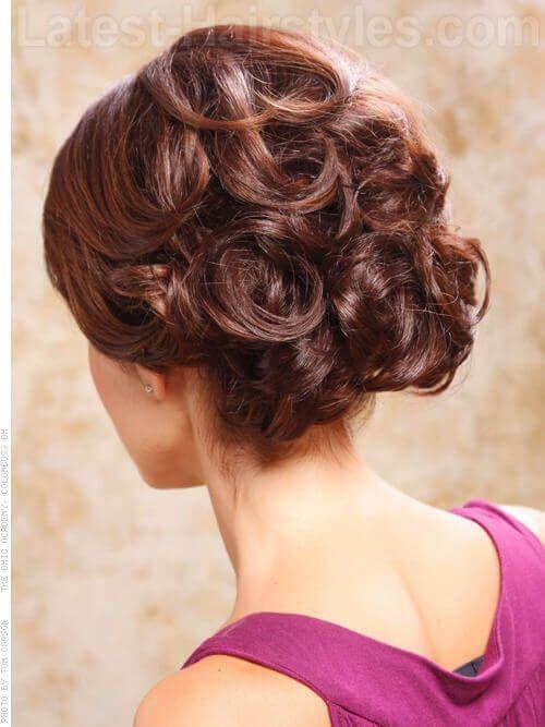 Best Easy Long Hairstyles Updos | Hairstyles | Pinterest | Easy long ...