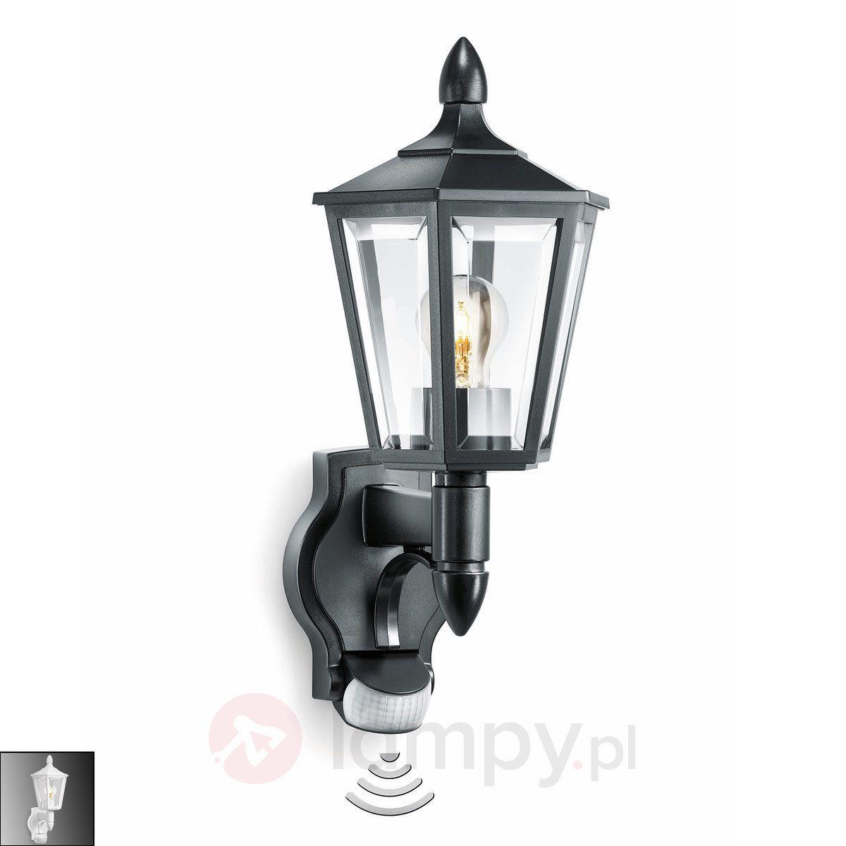 Lampa ścienna Z Czujnikiem Ruchu Steinel L15 Lampy Lampy