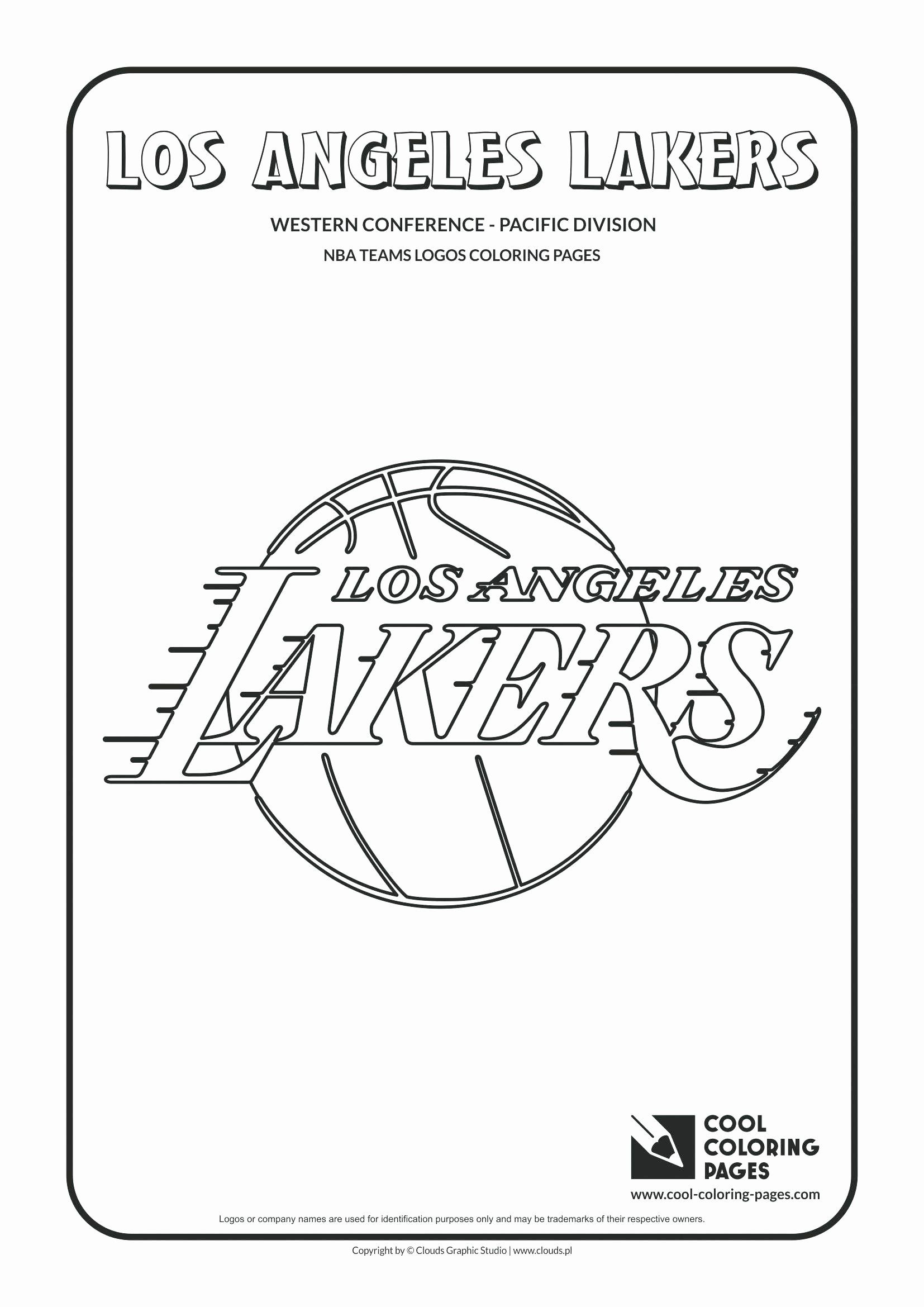 Basketball Team Coloring Pages Lovely Logo Coloring Game Chamberprint Basketball Teams Coloring Pages Nba Basketball Teams