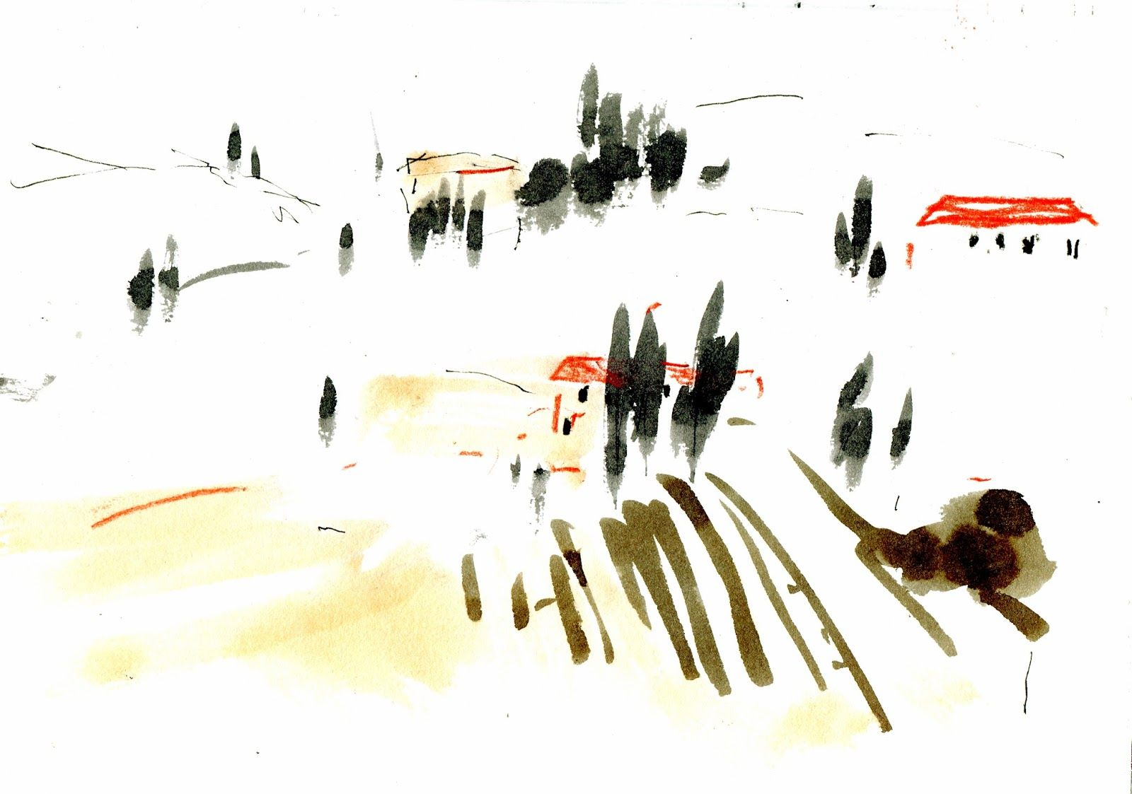 Urban Sketchers: Barry Jackson