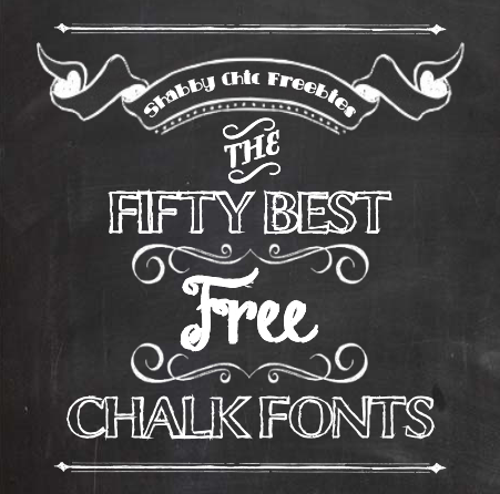 pin by amy hernon on chalkboard love chalk fonts. Black Bedroom Furniture Sets. Home Design Ideas