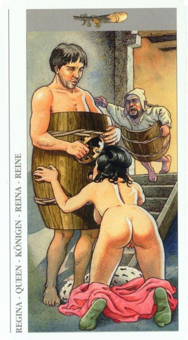 cards Porn tarot