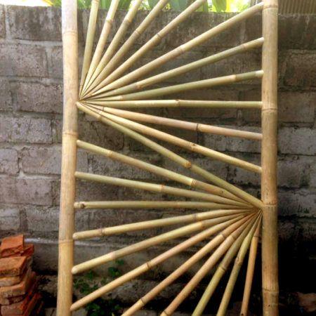 Bamboo Fence (Pagar Ba...