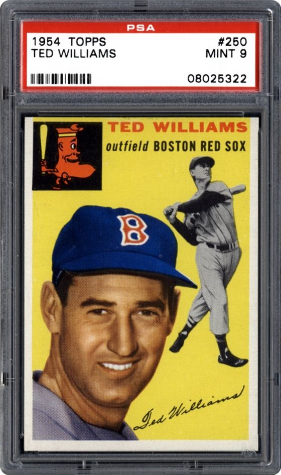 Top 30 Most Valuable Baseball Cards Boston Red Sox Awesome
