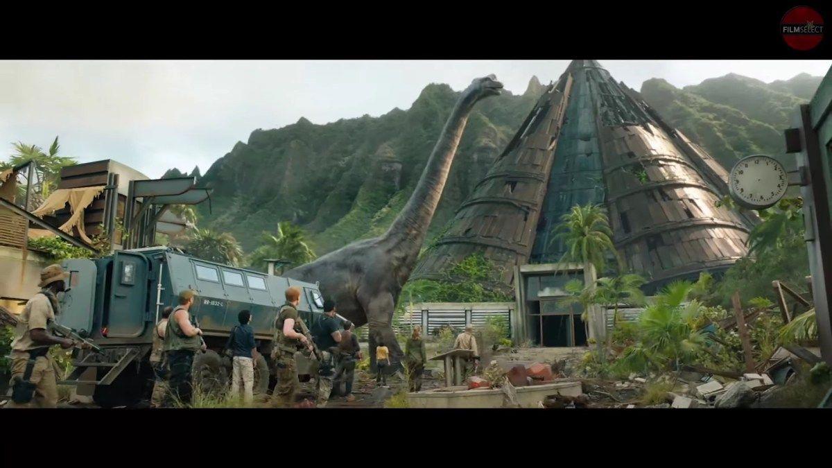 Jurassic World 2 El Reino Caído Trailer Español 2018 Jurassic World La Caída De Los Reinos Dinosaurios Jurassic Park